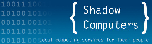 Shadow Computers - Local computing services for local people